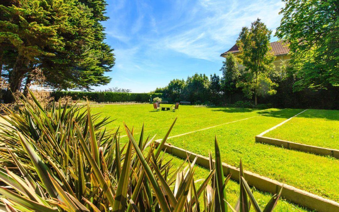 Les styles de jardins