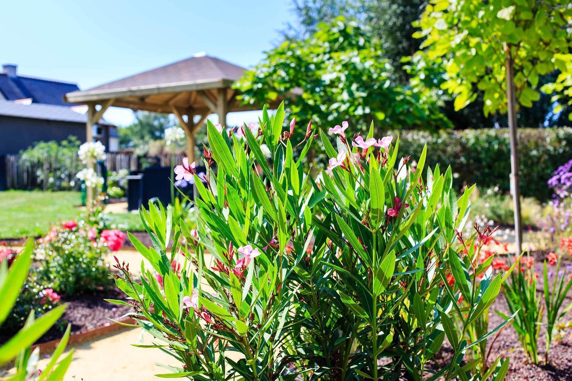 ManuPaysage - Fleurs et jardins emmanuel loirat paysagiste herbignac guerande la baule 1