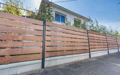 Pose de clôtures et portails