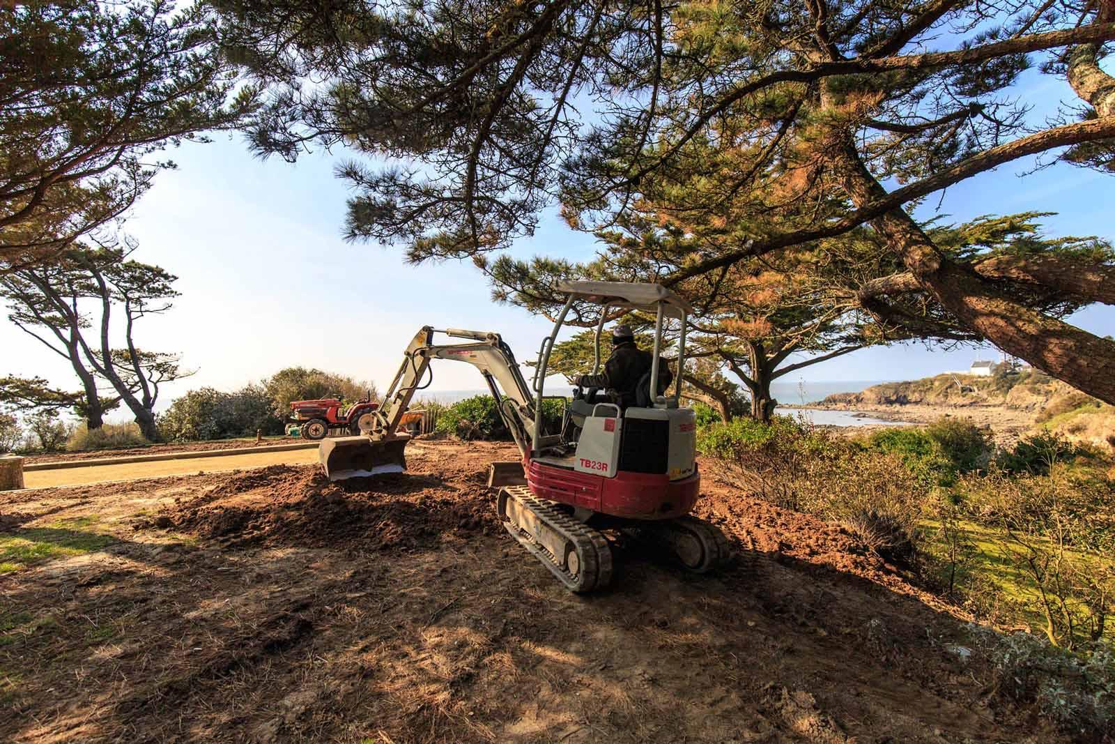 ManuPaysage - creation et entretien des jardin gazon pelouse manupaysage la baule le croisic herbignac